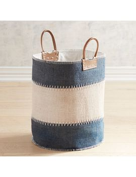 Olivia Tall Laundry Basket by Pier1 Imports