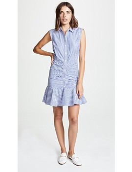 Ruched Dress by Veronica Beard
