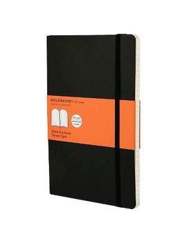 "Notebook Moleskine 5.25"" X 8.25"" Black by Moleskine"