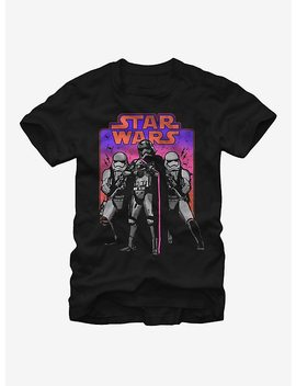Star Wars Captain Phasma Throwback T Shirt by Hot Topic