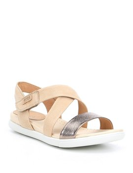 Damara Criss Cross Sandals by Generic