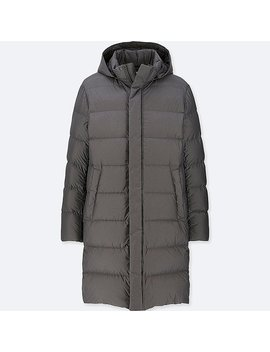 Men Ultra Light Down Coat (Online Exclusive) by Uniqlo