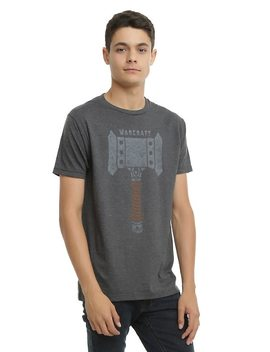 Warcraft Doomhammer T Shirt by Hot Topic