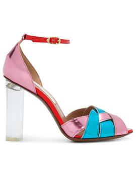 L'autre Chosechunky Heel Sandals Home Women Shoes Sandals by L'autre Chose