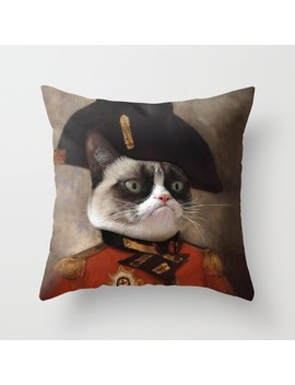 Throw Pillow by Uini