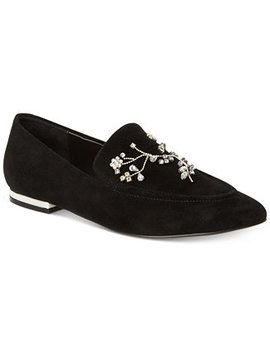 Nanette By Pointed Toe Flats, Created For Macy's by Nanette Lepore