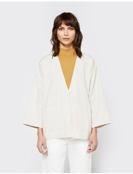 Linen Kimono by Need