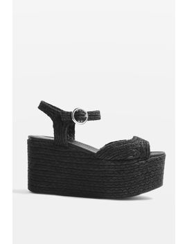 Weave Wedges by Topshop
