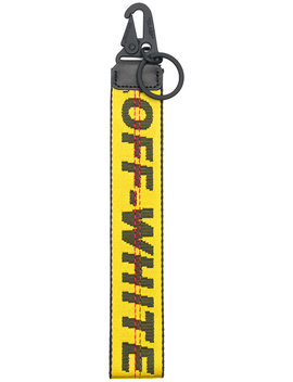 Schlüsselanhänger Mit Logo by Off White