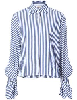 Petersynstriped Shirthome Women Clothing Shirts by Petersyn