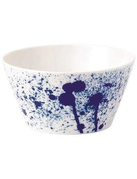 Royal Doulton Pacific Porcelain Cereal Bowl, Splash by Royal Doulton