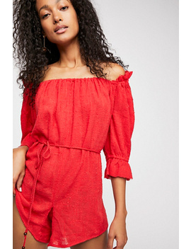 Get Your Romper On by Free People