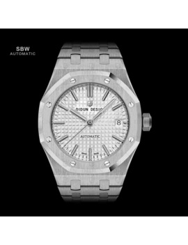 Didun Mens Automatic Mechanical Watches Top Brand Luxury Watches Men Steel Army Military Watches Male Business Wristwatch by Didun