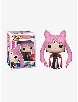 Funko Sailor Moon Pop! Animation Black Lady Vinyl Figure 2018 Summer Convention Exclusive by Hot Topic