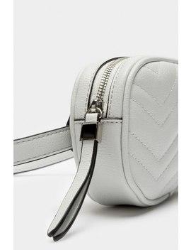 Indio Belt Bag   Grey by Lola Shoetique
