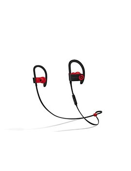 Powerbeats3 Wireless Earphones   The Beats Decade Collection   Defiant Black Red by Beats