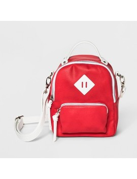 Mini Backpack Handbag   Mossimo Supply Co.™ Red by Mossimo Supply Co.