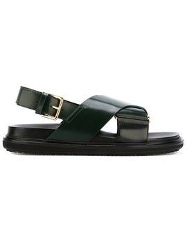 Marni Fussbett Sandalshome Women Shoes Sandals by Marni