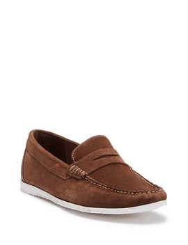 Parker Suede Loafer by Modern Fiction