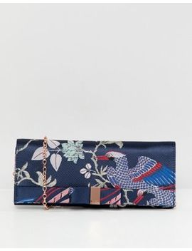 Ted Baker Chinoiserie Bow Clutch Bag by Ted Baker