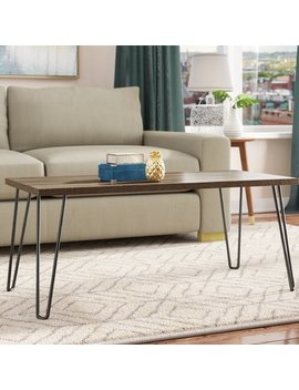 Mercury Row Bronstein Coffee Table by Mercury Row