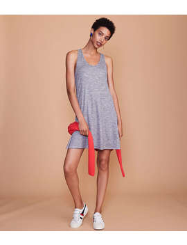 Lou & Grey Racerback Tank Dress by Loft
