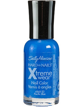 Color:Pacific Blue by Sally Hansen