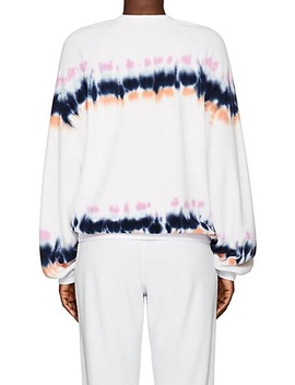 Tie Dyed Terry Sweatshirt by Electric & Rose