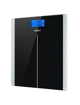 Etekcity Digital Body Weight Bathroom Scale With Step On Technology, 400 Pounds, Body Tape Measure... by Etekcity