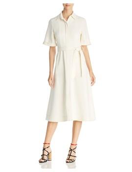 Carmen Belted Shirt Dress by Burberry