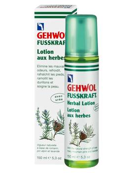 Fusskraft® Herbal Lotion by Gehwol
