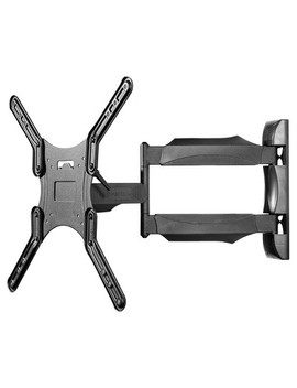 "Kanto Full Motion Tv Wall Mount For 26"" 55""   Black (M300) by Kanto"
