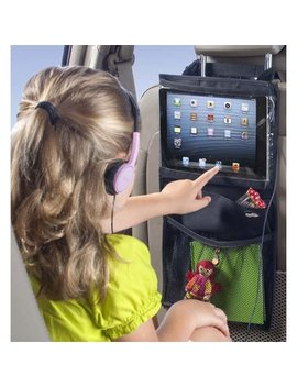High Road Express Car Seatback Organizer And Tablet Holder by High Road