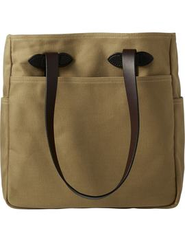 Rugged Twill Tote Bag by Filson