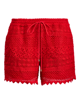 Lace Short by Ralph Lauren