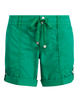Cotton Twill Drawstring Short by Ralph Lauren