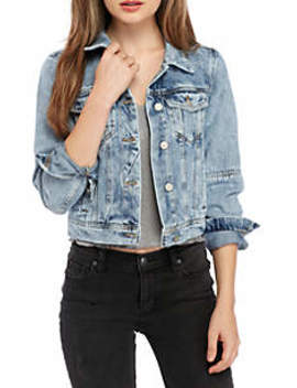 Rumors Denim Jacket by Free People