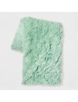 Shaggy Plush Throw   Room Essentials™ by Room Essentials™