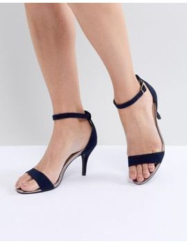 Oasis Barely There Heeled Sandals by Oasis