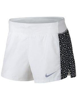 Big Girls Printed Colorblocked Running Shorts by Nike