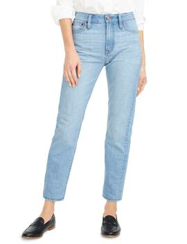 Retro Big Idea Jeans (Regular & Petite) (Fern Wash) by J. Crew