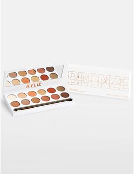 Kylie Cosmetics Bronze Extended Kyshadow Palette by Amazon