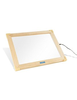 Guidecraft Led Activity Tablet (Us) G16836 Us by Guidecraft
