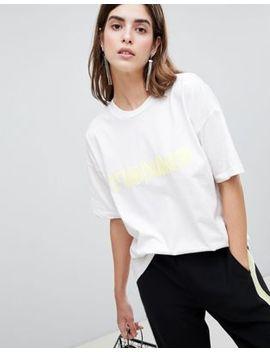Gestuz Eaton Print T Shirt by Gestuz