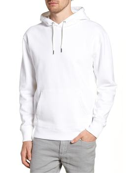 Garment Dyed French Terry Hoodie by J.Crew
