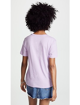 Los Angeles Delaney Tee by Rebecca Minkoff