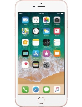Pre Owned (Excellent) I Phone 6s Plus 4 G Lte 16 Gb Cell Phone (Unlocked)   Rose Gold by Apple