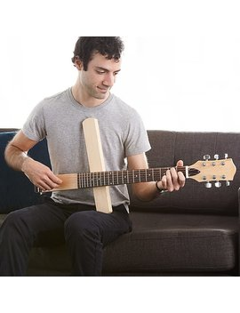 Folding Travel Guitar by Cory Tang