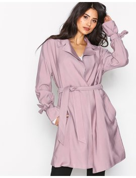 Wrapped Trench Coat by Nly Trend