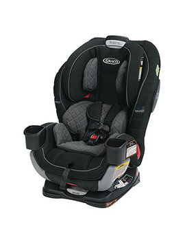 Graco Extend2 Fit 3 In 1 Convertible Car Seat With True Shield Side Impact Protection, Ion by Graco